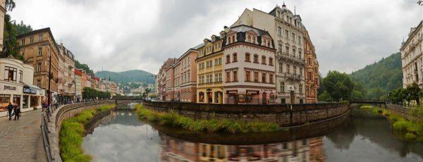 צילום פנורמי - קארלובי ווארי צ'כיה