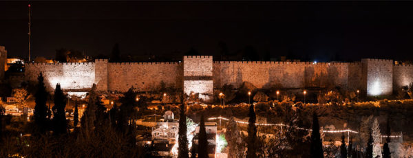 עיר העתיקה ומגדל דוד