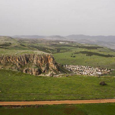 צילום אווירי באמצעות רחפן הארבל ונופי הצפון