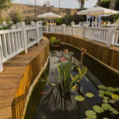 צילום תדמית לעסקים - גן אירועים קסליו - גן מעוצב