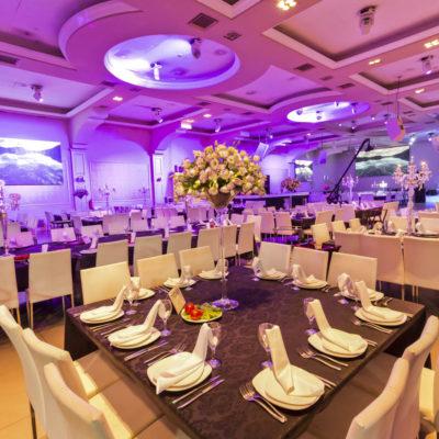 צילום תדמית לעסקים - גן אירועים קסליו - שולחן מעוצב
