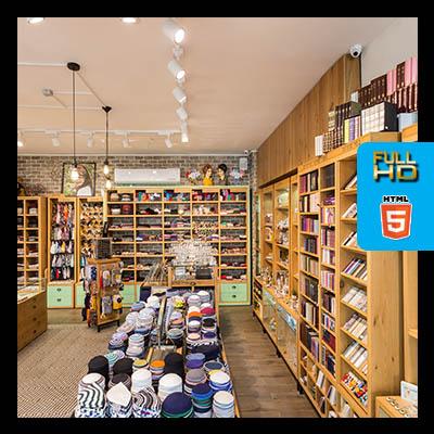 סיור וירטואלי ברשת חנויות אתרוג